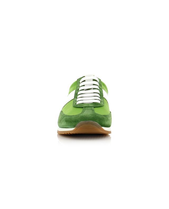 Sneakers aus Stoff und Wildleder Cyk TOM FORD