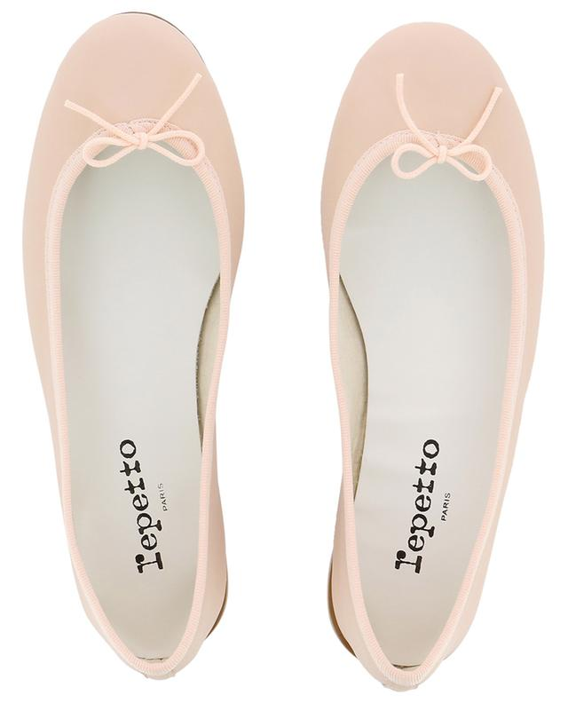Ballerines en cuir Cendrillon REPETTO