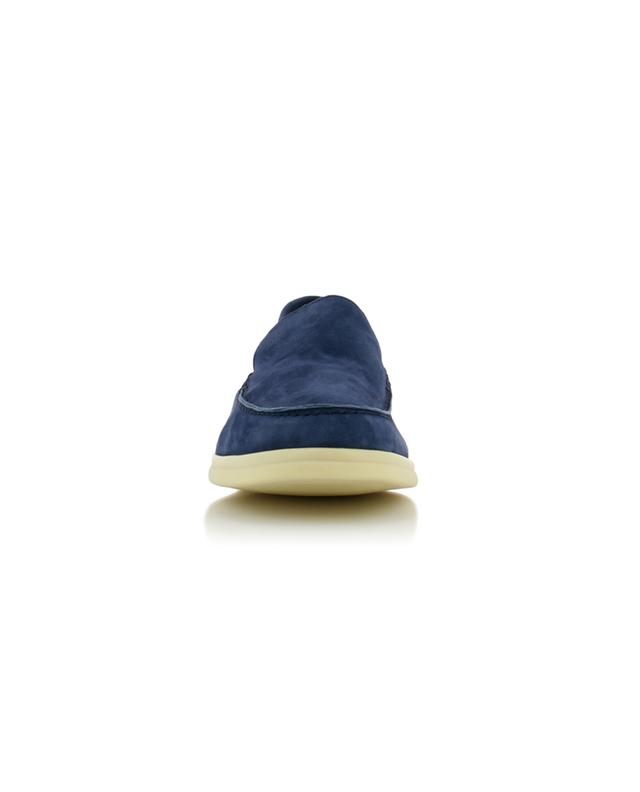 Sailor suede loafers ISAIA