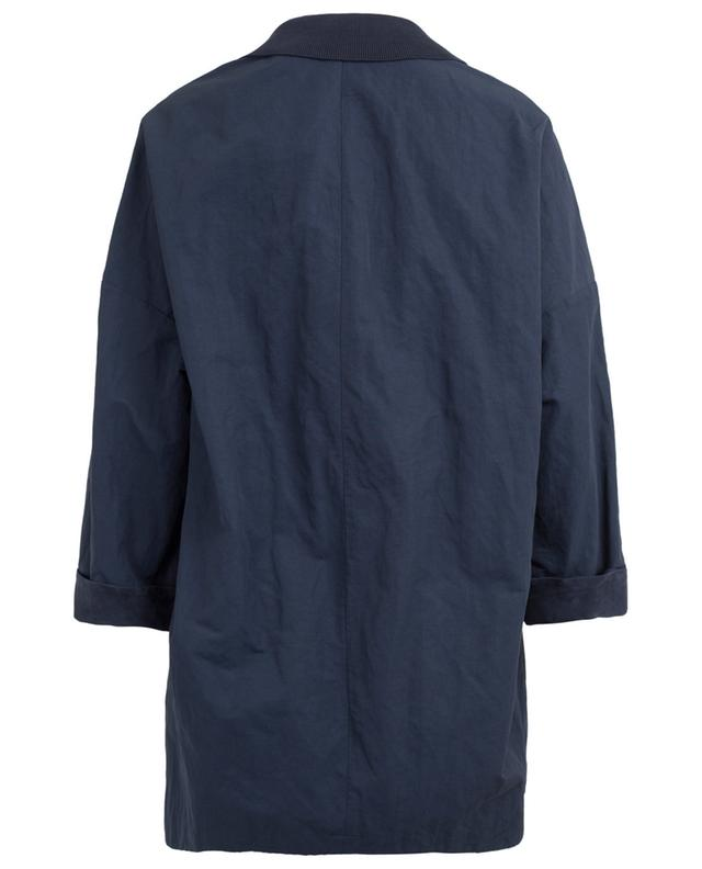 Light cotton blend coat FABIANA FILIPPI
