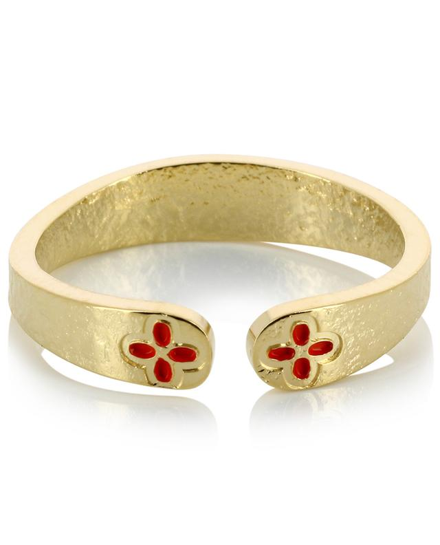 Le Cœur gold plated ring LOVELY DAY
