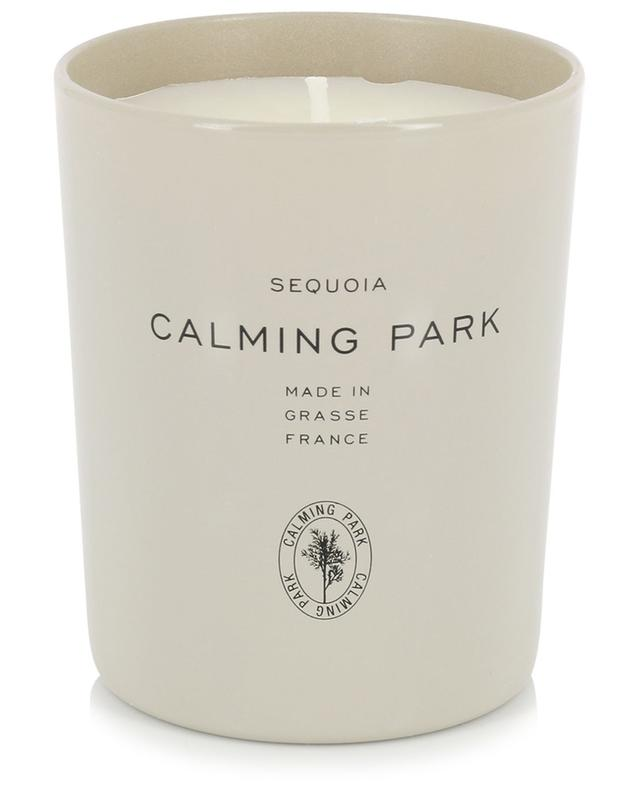 Sequoia scented candle CALMING PARK