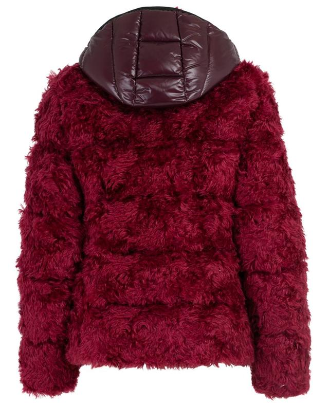 Badyp faux fur down jacket MONCLER