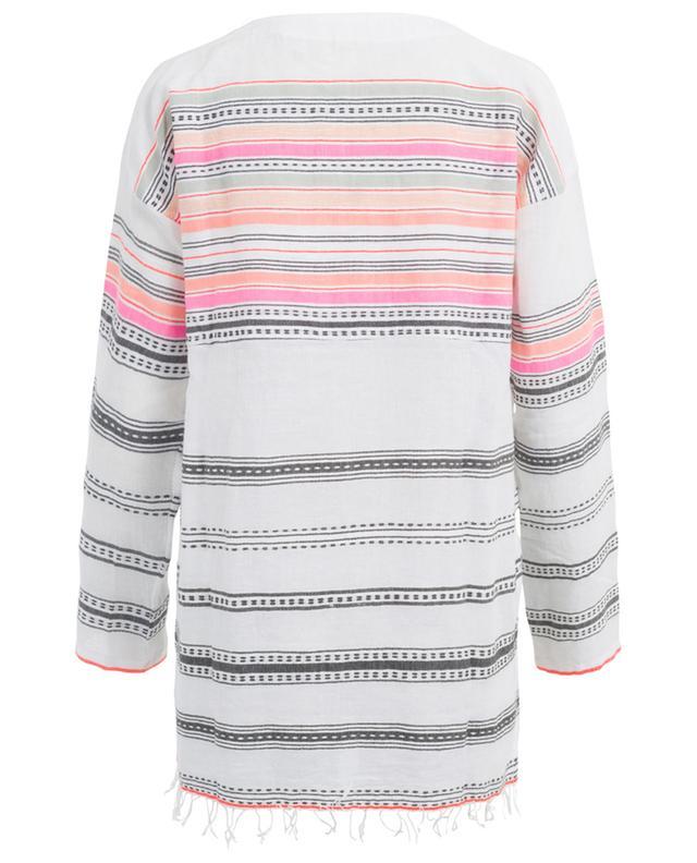 Kal cotton blend tunic LEMLEM