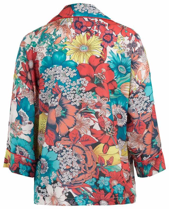 Bedrucktes Hemd in Pyjamaoptik THE SHIRT