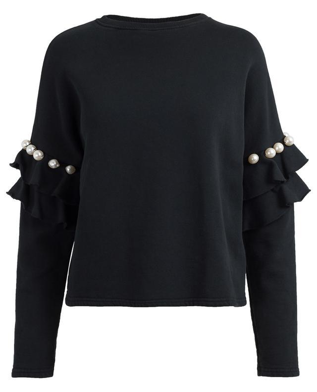 Sweat-shirt en coton Domitille THE SHIRT