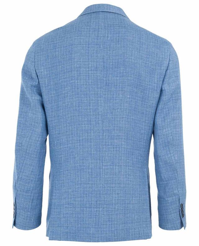 Virgin wool and linen blazer MAURIZIO BALDASSARI