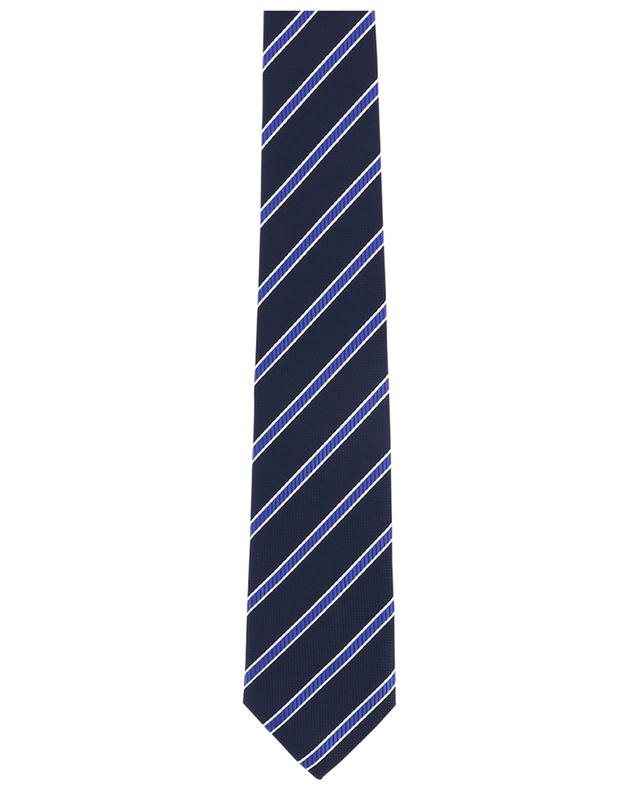 Windsor striped tie DAL LAGO