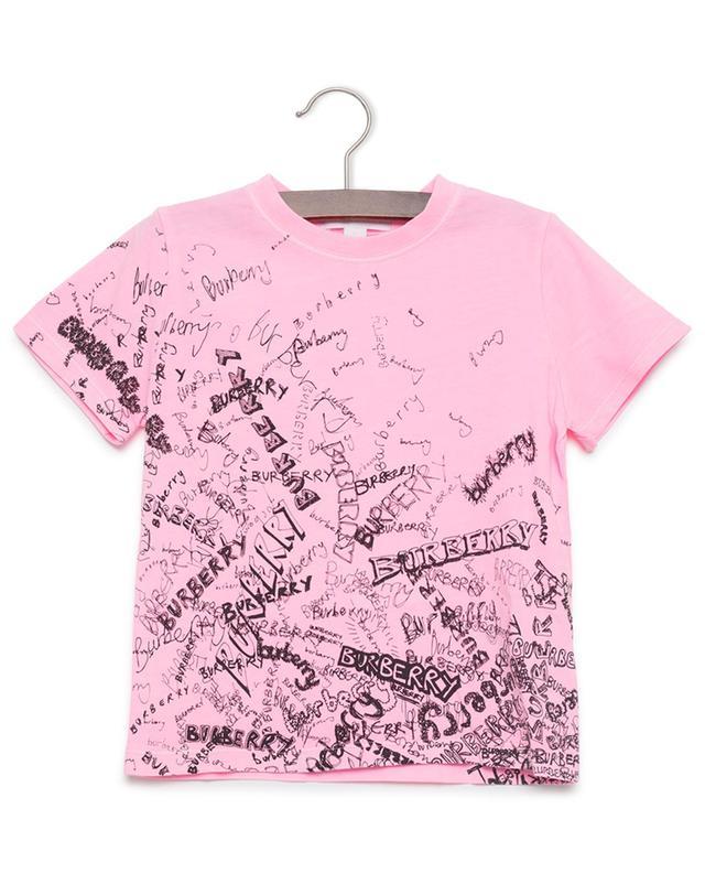 Rea cotton T-shirt BURBERRY