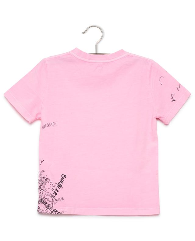 Rea cotton T-shirt BURBERRY