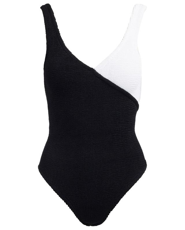 Kerry bicolour swimsuit HUNZA G