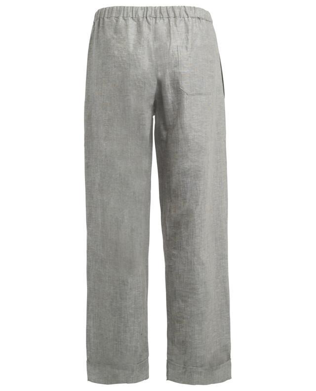 Cotton and linen pyjama trousers ZIMMERLI