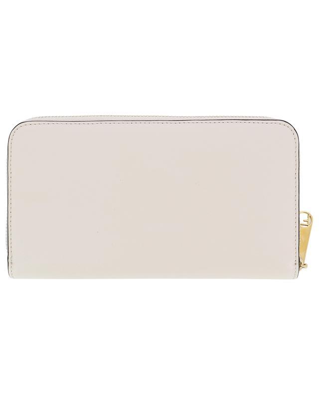 Brieftasche aus Leder mit Reissverschluss FENDI