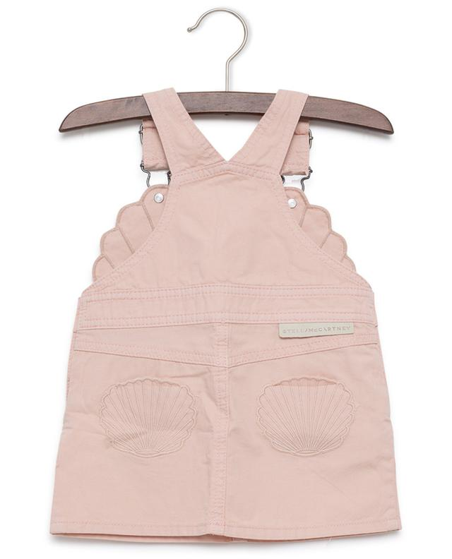Robe salopette en coton Melon STELLA MC CARTNEY