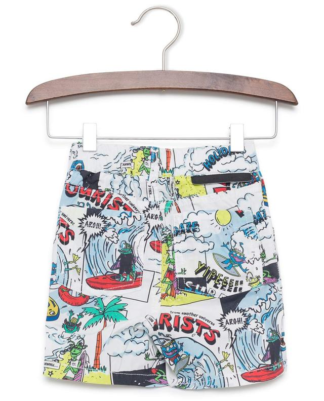 Bedruckte Shorts Lucas STELLA MC CARTNEY