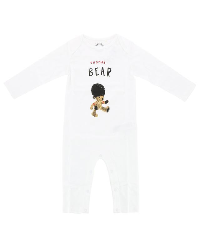 Three-piece baby set BURBERRY