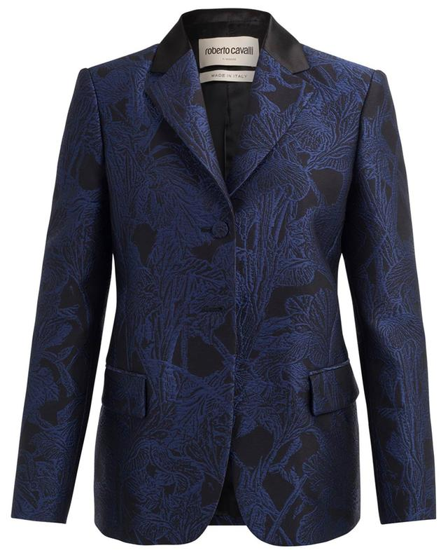 Jacquard blazer ROBERTO CAVALLI