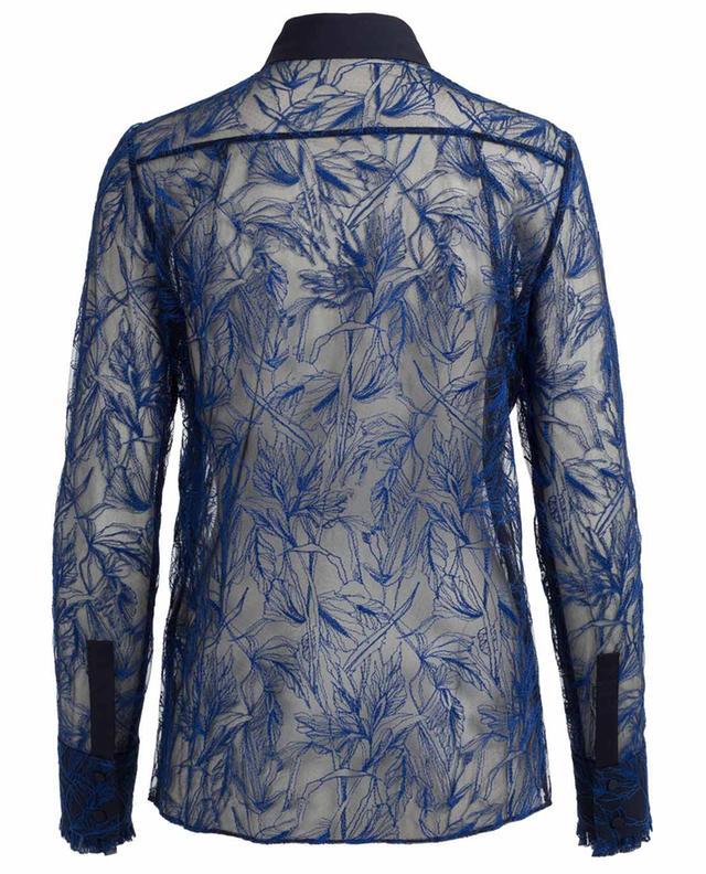 Transparent lace shirt ROBERTO CAVALLI