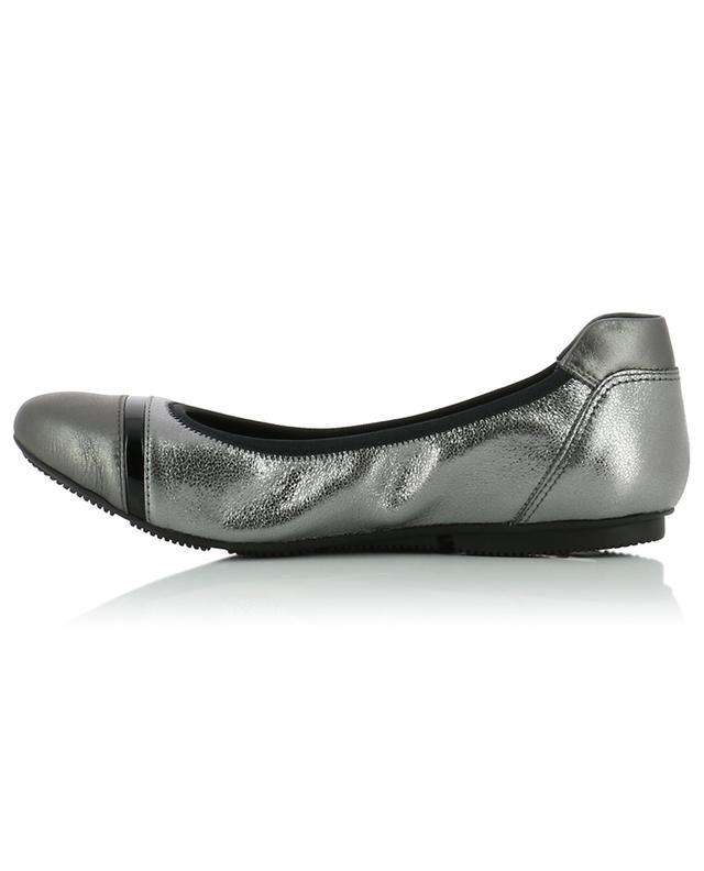 Wrap 144 leather ballet flats HOGAN