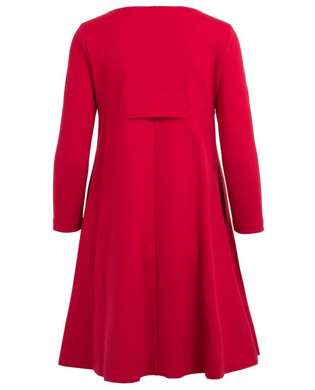 A-förmiges Kleid aus Viskosemix TWINSET