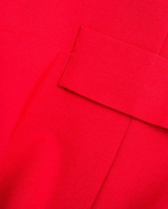 A-line viscose blend dress TWINSET