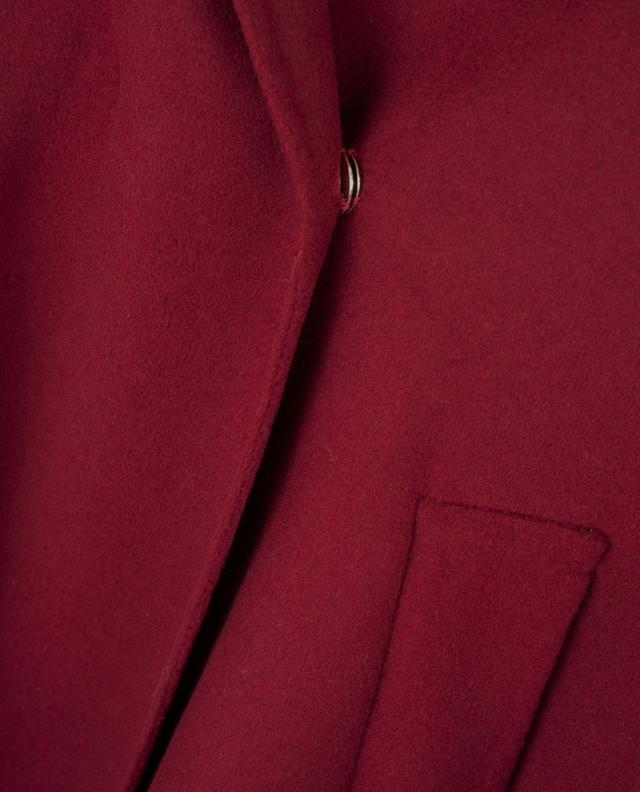 Wool blend oversize coat TWINSET