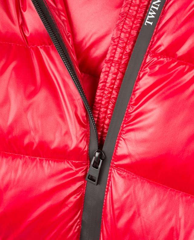 Long down jacket TWINSET