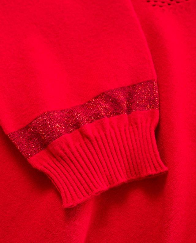 Viscose blend jumper TWINSET
