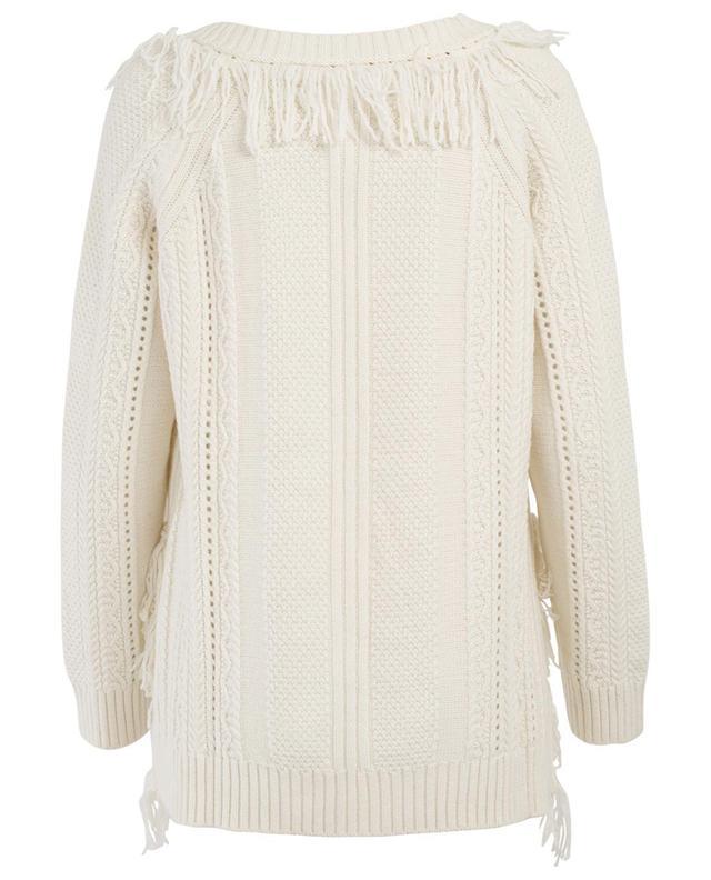 Pullover aus Woll- und Kaschmirmix TWINSET