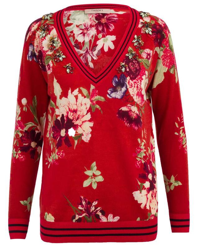 Wool jumper TWINSET
