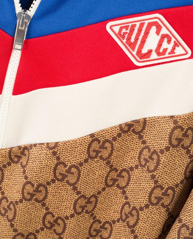 4118c949 GUCCI GG short technical jersey dress - Bongénie-Grieder