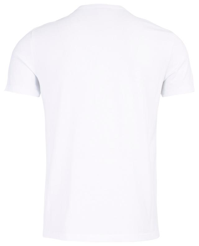T-shirt imprimé en coton MONCLER