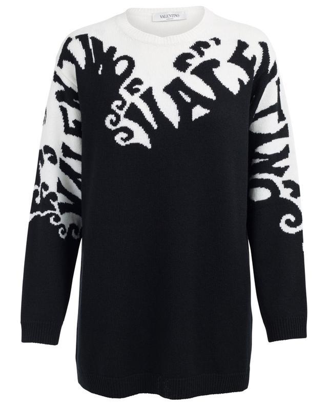 Pullover aus Kaschmir Valentino Waves VALENTINO
