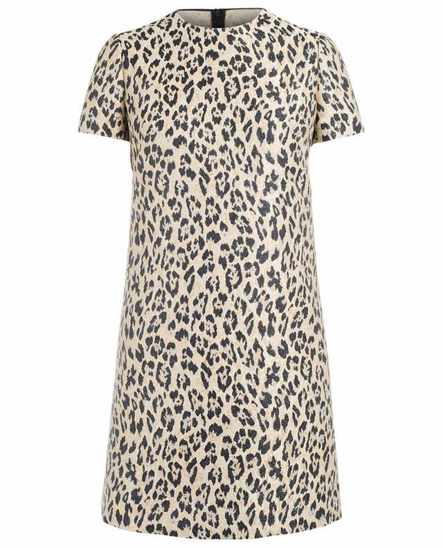 Kurzes Kleid aus Jacquard VALENTINO