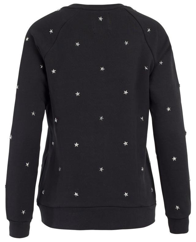 Sweatshirt aus Baumwollmix Star Studs ZOE KARSSEN