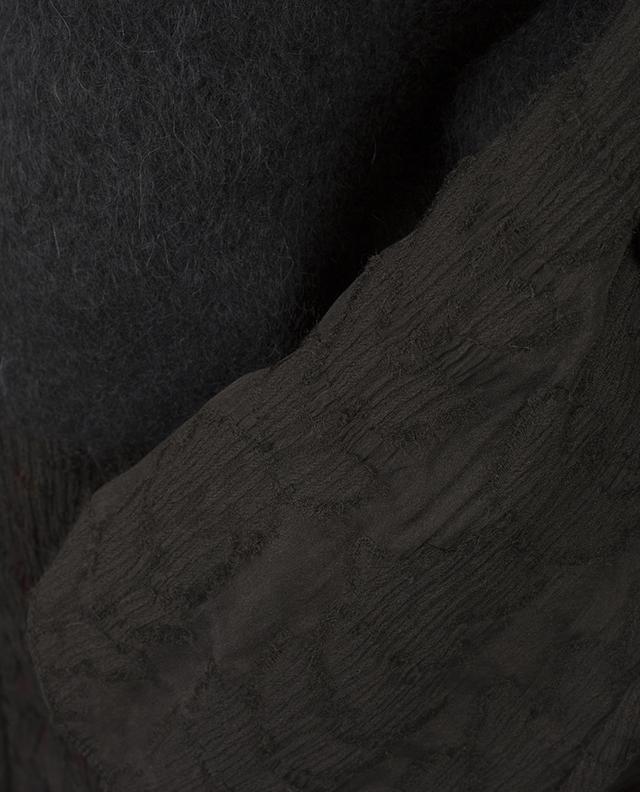 Wool and silk midi skirt SONIA RYKIEL