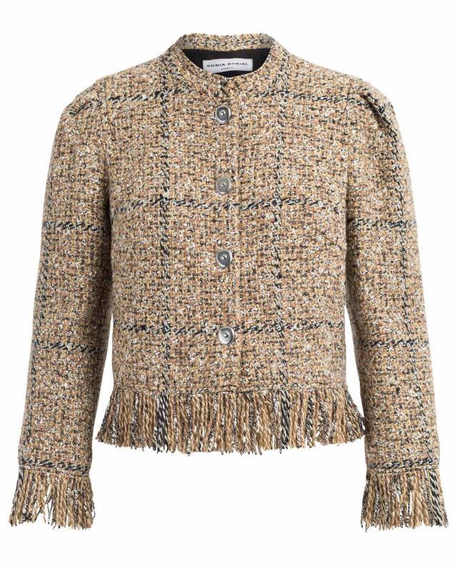 Tweed light jacket SONIA RYKIEL