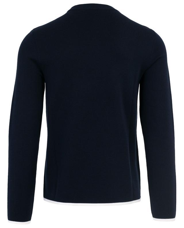 Pullover aus Merinowolle Fine Milano JOSEPH