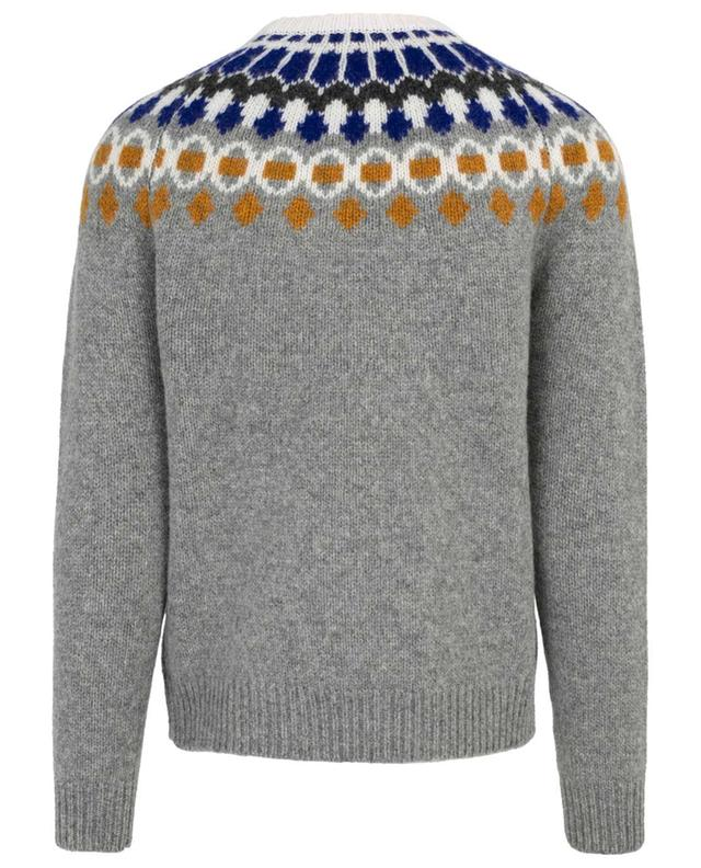 Fair Isle wool jumper JOSEPH