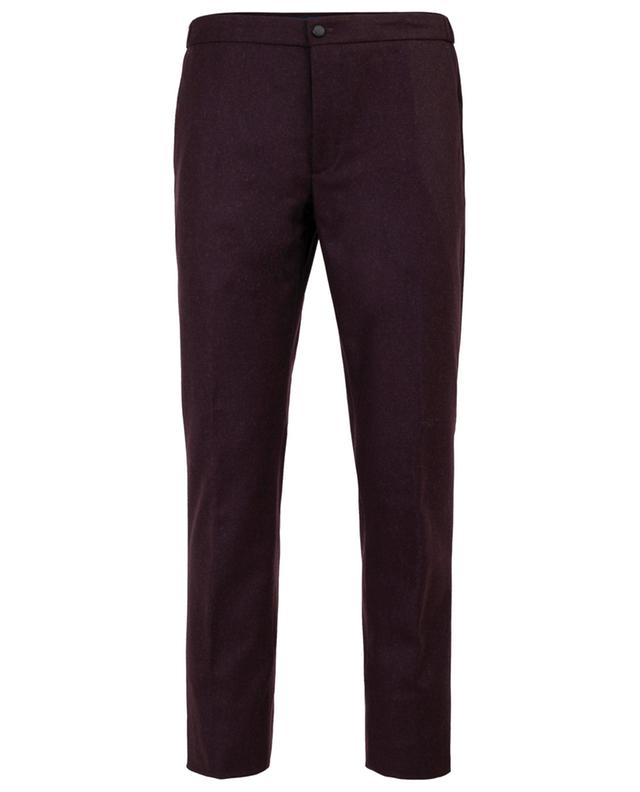 Wool trousers INCOTEX