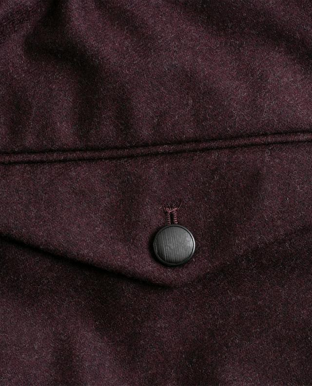 Hose aus Wolle INCOTEX