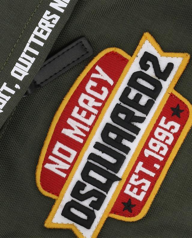 Embroidered belt pocket DSQUARED2