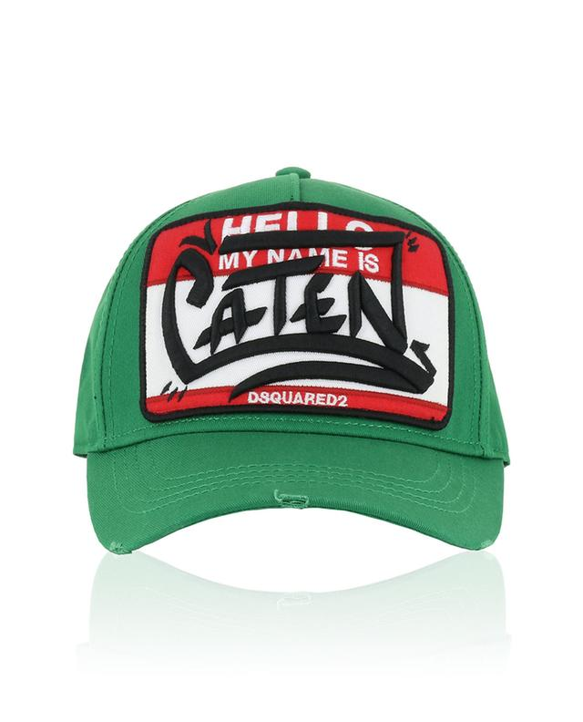 Casquette My Name is Caten DSQUARED2