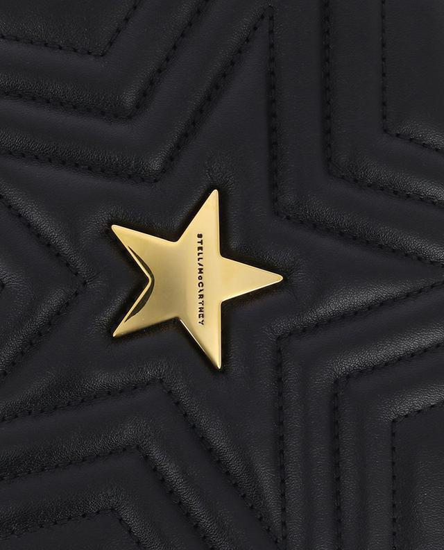 Stella Star faux leather clutch STELLA MCCARTNEY