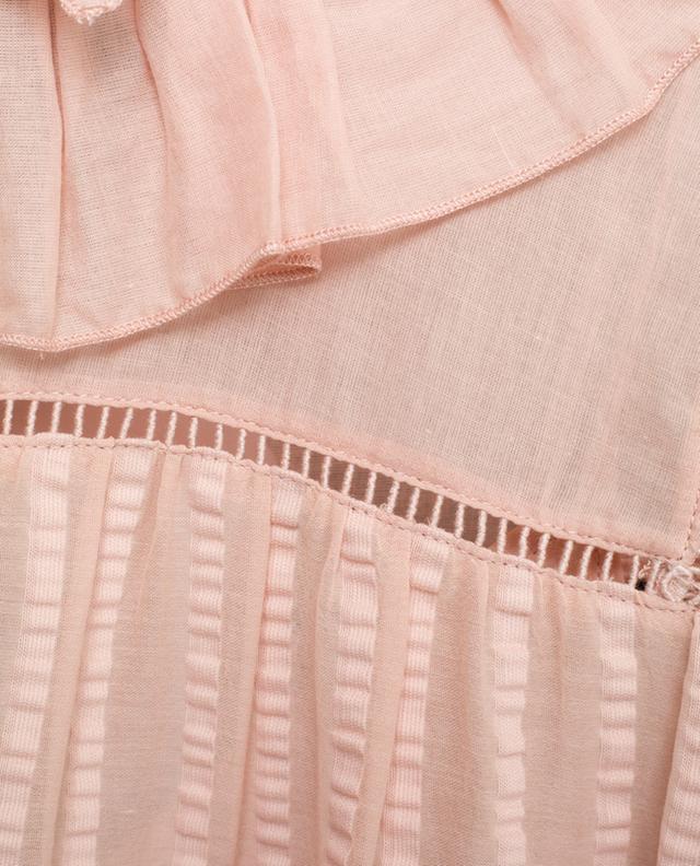 Blouse style victorien en coton mélangé SEE BY CHLOE