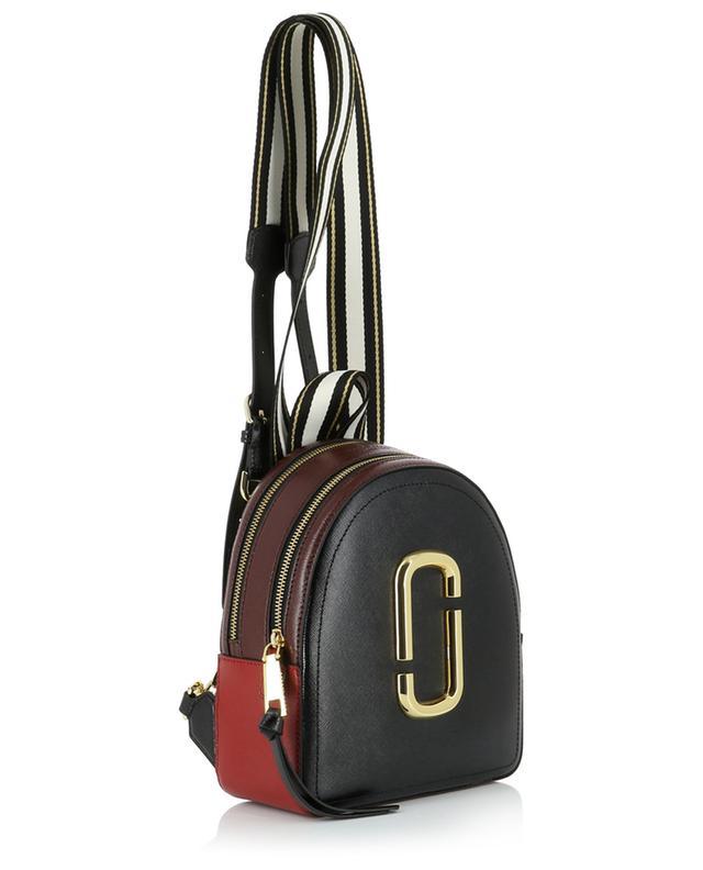 Kleiner Rucksack aus Leder The Pack Shot MARC JACOBS