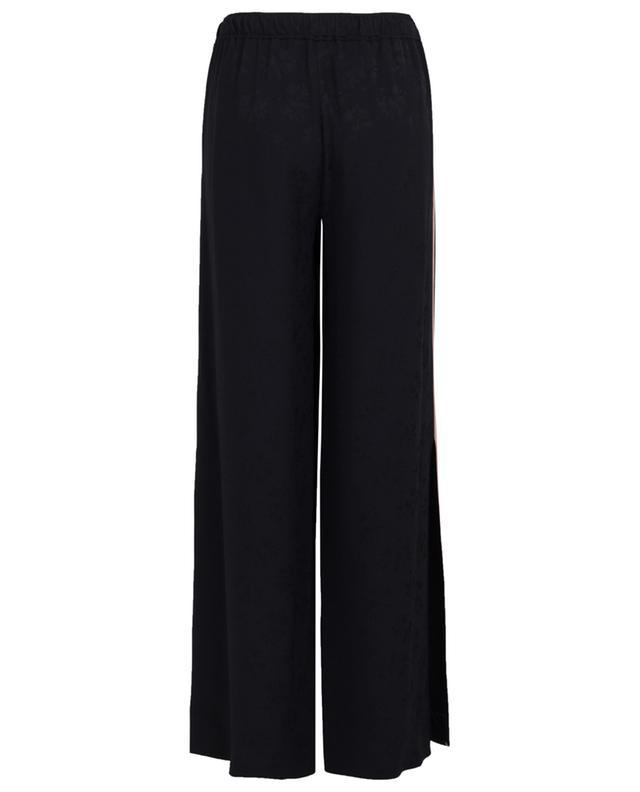 Clara jacquard wide-leg trousers VILSHENKO