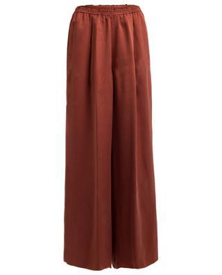 Cupro wide-leg trousers FORTE FORTE