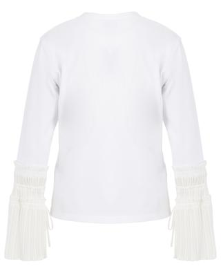 Long-sleeved cotton top 3.1 PHILIPP LIM