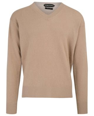 V-neck cashmere jumper TOM FORD